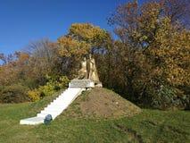 Предмостье Storozhevskaya ` памятника ` стоковые фотографии rf