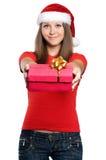 Предназначенная для подростков девушка Стоковые Фотографии RF