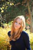 Предназначенная для подростков девушка Стоковая Фотография