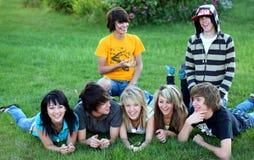 предназначенное для подростков время Стоковые Изображения