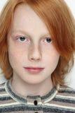 Предназначенный для подростков мальчик Стоковое Фото