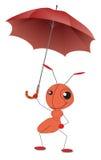 Предохранение от зонтика Стоковое Изображение RF