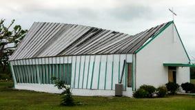 Предохранение от сезона повреждения урагана Стоковое фото RF