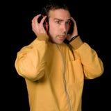 предохранение от уха Стоковые Фото