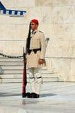 предохранитель Греции изменения athens греческий президентский Стоковые Фотографии RF