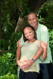 предпологать пар младенца Стоковая Фотография RF
