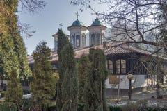 Предположение церков девой марии в городке Kyustendil, Болгарии Стоковое Изображение