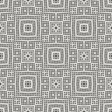 Предпосылка абстрактных элементов геометрическая текстурированная Стоковое Фото