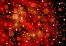предпосылка абстракции звёздная Стоковое Изображение RF