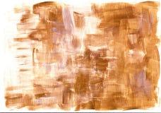 Предпосылка акрилового конспекта золотая бронзовая серебряная стоковая фотография