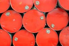 предпосылка барабанит промышленным красным цветом стоковое изображение rf