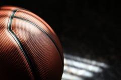 Предпосылка баскетбола естественная острая мраморная никто стоковые фотографии rf