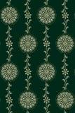 Безшовная картина флористического дизайна иллюстрация штока
