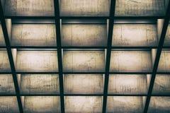 Предпосылка бетонной конструкции в форме lattic стоковое фото rf