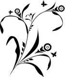 предпосылка вегетативная Стоковое Фото