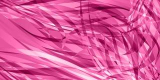 Предпосылка вектора ровных розовых линий бесплатная иллюстрация