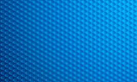Предпосылка вектора 3D шестиугольника современная Геометрические элементы для вашего дизайна, предпосылка цифровой технологии сов иллюстрация вектора