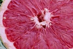 Предпосылка витаминов макроса veggie овоща плодоовощ грейпфрута стоковое фото