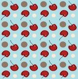 Предпосылка вишни Стоковая Фотография RF