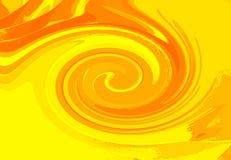 Предпосылка влияния twirl бесплатная иллюстрация