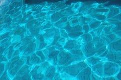 Предпосылка воды бассеина Стоковая Фотография RF