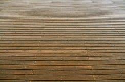 предпосылка всходит на борт деревянного Стоковая Фотография