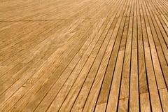 предпосылка всходит на борт перспективы деревянной Стоковая Фотография