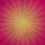 предпосылка выравнивает sunburst Стоковые Фото
