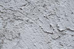 Предпосылка гипсолита фасада предпосылка монолитового гипсолита Одно-ply декоративная Однослойные выскобленные обои гипсового цем Стоковое Изображение RF