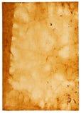 Предпосылка год сбора винограда бумажная Стоковое Изображение