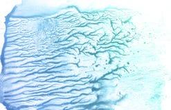 Предпосылка голубой текстуры творческая, иллюстрация растра Бесплатная Иллюстрация