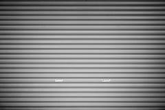 Предпосылка двери гаража Стоковая Фотография RF