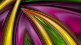 Предпосылка движения картины искусства красочного конспекта современная лоснистая бесплатная иллюстрация