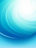 Предпосылка дела шикарная голубая абстрактная.   Стоковые Изображения