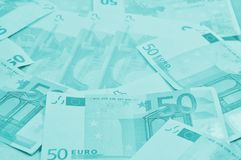 Предпосылка денег Стоковое фото RF