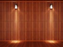 предпосылка деревянная Бесплатная Иллюстрация