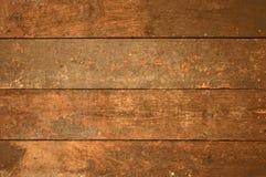 Предпосылка деревянных доск Стоковые Фотографии RF