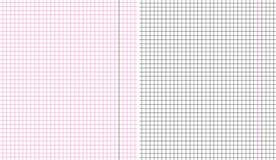 Предпосылка дизайна бумаги листа школы Текстура образования безшовная иллюстрация штока