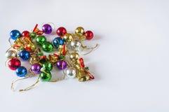 Предпосылка для рождественской открытки Стоковые Фотографии RF