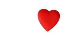 Предпосылка дня Валентайн с сердцем Иллюстрация вектора