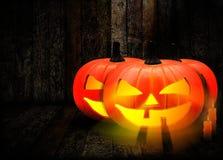 Предпосылка дня хеллоуина Стоковое Изображение