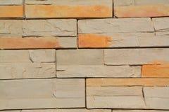 Предпосылка естественного каменного цвета геометрическая для текста Стоковое Фото