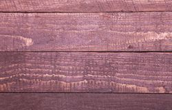 Предпосылка зерна планки деревянной коричневой текстуры деревянная Стоковые Фото