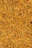 Предпосылка зерна риса Стоковое Изображение
