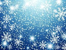 Предпосылка зимнего отдыха стоковые изображения