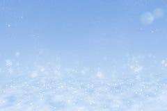 Предпосылка зимы Стоковая Фотография RF