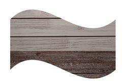 Предпосылка знамени с различной покрашенной древесиной Стоковое Фото