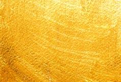предпосылка золотистая Текстура золота бумажная стоковое фото rf