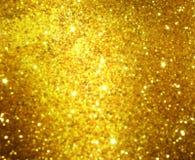 предпосылка золотистый высокий res Стоковая Фотография RF