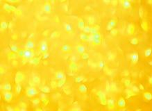 Предпосылка золотого яркого блеска иллюстрация вектора